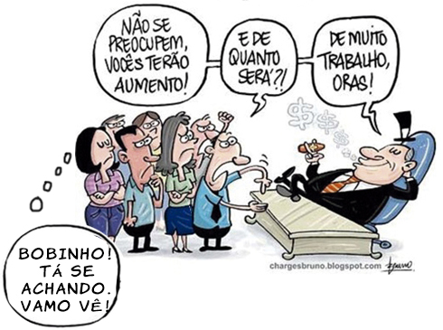 charge - aumento